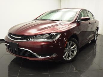 2015 Chrysler 200 - 1030175131