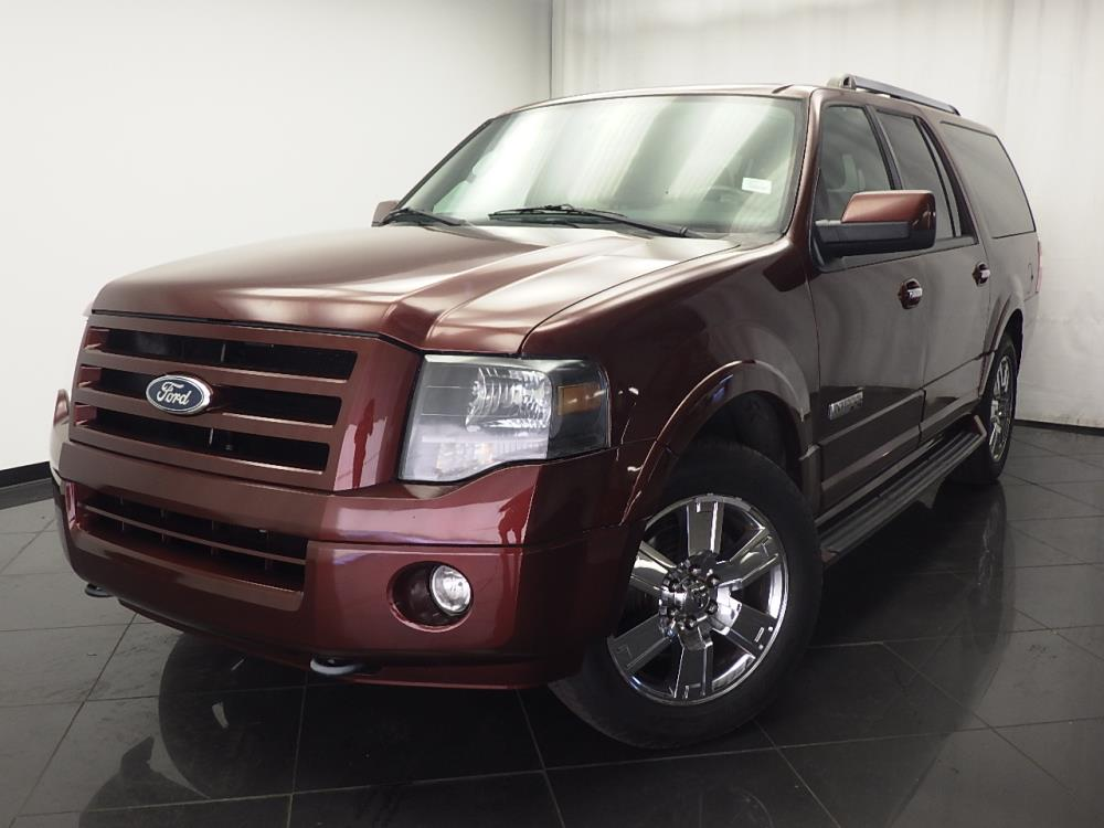 2007 ford expedition el for sale in atlanta 1030175165 drivetime. Black Bedroom Furniture Sets. Home Design Ideas