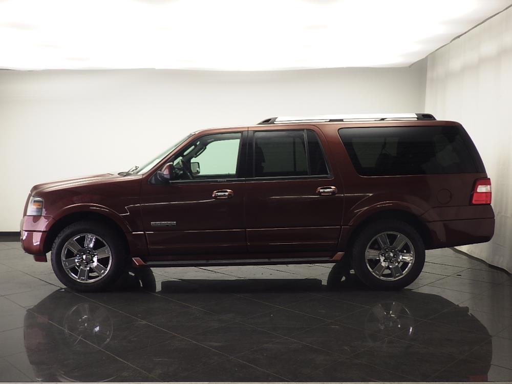 2007 ford expedition el for sale in atlanta 1030175165 drivetime. Black Bedroom Furniture Sets. Home Design Ideas