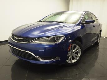 2015 Chrysler 200 - 1030175197