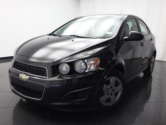 2013 Chevrolet Sonic - 1030175319