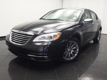 2011 Chrysler 200 - 1030175449