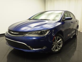 2015 Chrysler 200 - 1030175482