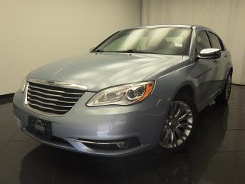 2013 Chrysler 200 - 1030175595