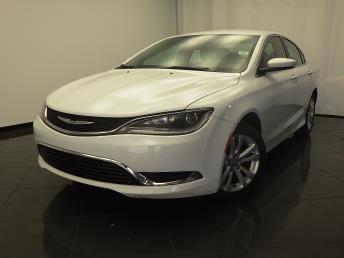2015 Chrysler 200 - 1030176013