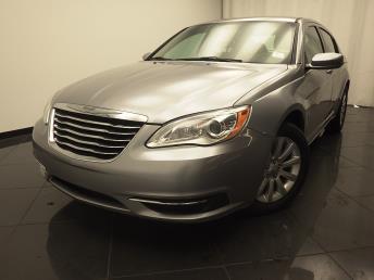 2013 Chrysler 200 - 1030176415
