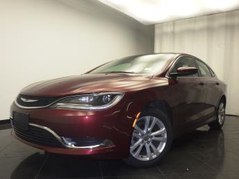 2015 Chrysler 200 - 1030176903