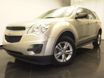 2012 Chevrolet Equinox - 1030177078