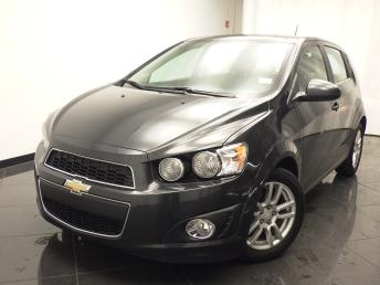 2015 Chevrolet Sonic - 1030177197