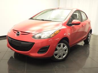 Used 2013 Mazda Mazda2