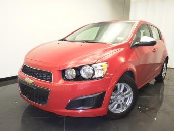 2013 Chevrolet Sonic - 1030177297