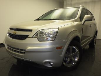 2014 Chevrolet Captiva Sport - 1030177425
