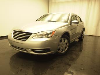 2012 Chrysler 200 - 1030177434
