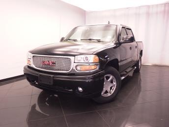 2006 GMC Sierra 1500 - 1030177693