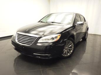 2011 Chrysler 200 - 1030177703