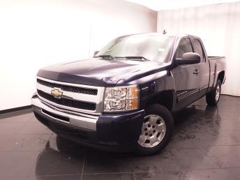 2010 Chevrolet Silverado 1500 - 1030177873
