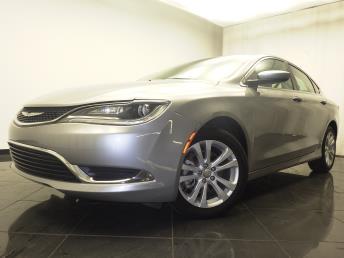 2015 Chrysler 200 - 1030178153
