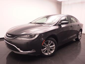 2015 Chrysler 200 - 1030178649