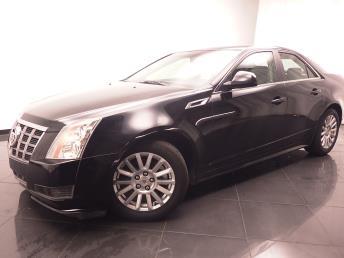 2012 Cadillac CTS 3.0L - 1030179036