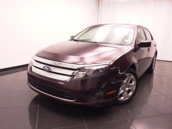 2011 Ford Fusion - 1030179102