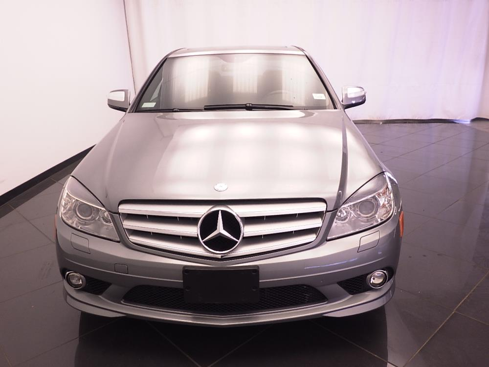 2008 mercedes benz c 300 sport for sale in macon for Mercedes benz macon