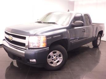 2007 Chevrolet Silverado 1500 - 1030179613