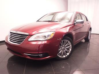 2011 Chrysler 200 - 1030179980