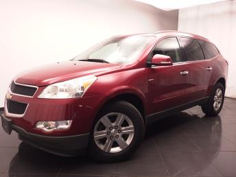 2012 Chevrolet Traverse - 1030180060