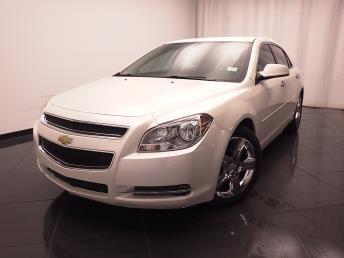 2012 Chevrolet Malibu - 1030180083