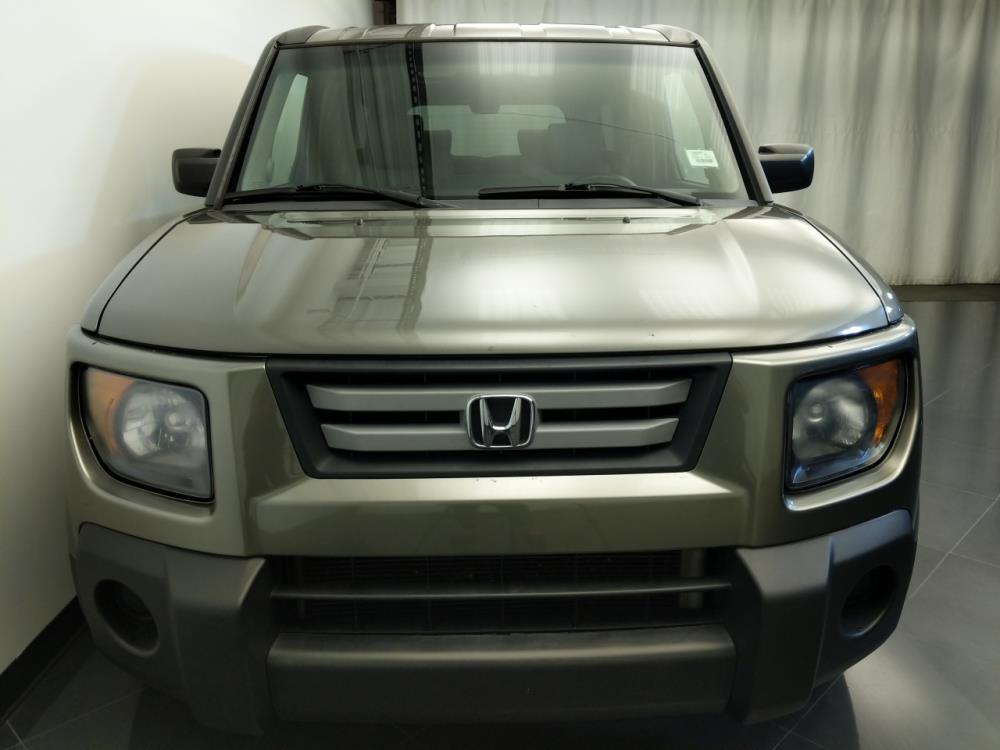Used 2008 Honda Element EX