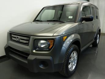 Used 2008 Honda Element