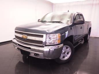 2012 Chevrolet Silverado 1500 - 1030180196