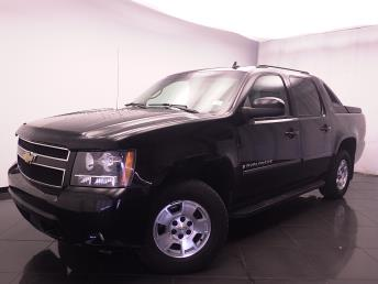 2008 Chevrolet Avalanche - 1030180244