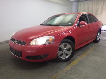 2011 Chevrolet Impala - 1030180286