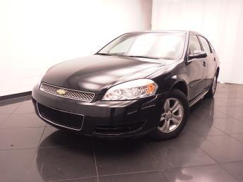 2012 Chevrolet Impala - 1030180336