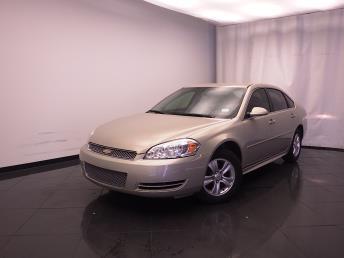 2012 Chevrolet Impala - 1030180562