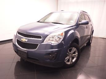 2011 Chevrolet Equinox - 1030180787