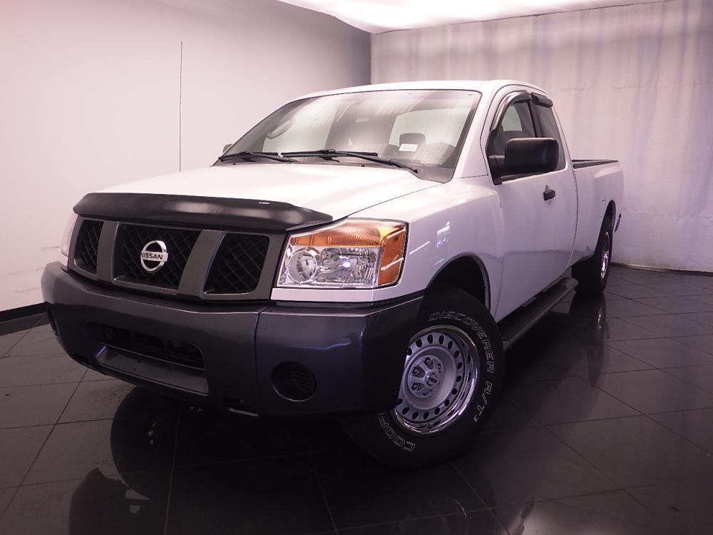 2008 Nissan Titan - 1030180797