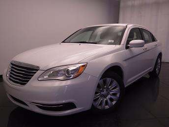 2014 Chrysler 200 - 1030180896