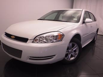 2012 Chevrolet Impala - 1030181088