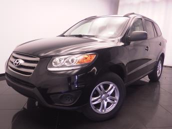2012 Hyundai Santa Fe - 1030181235
