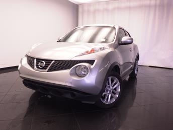 2011 Nissan JUKE - 1030181349