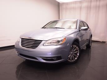 2012 Chrysler 200 - 1030181501