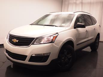 2013 Chevrolet Traverse - 1030181562