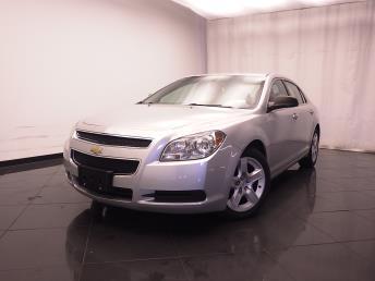 2012 Chevrolet Malibu - 1030181637