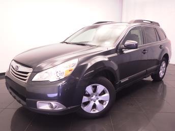 2011 Subaru Outback - 1030181913