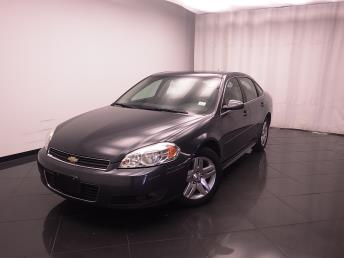 2011 Chevrolet Impala - 1030182088