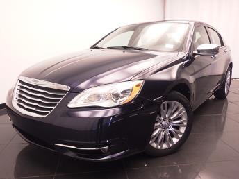 2011 Chrysler 200 Limited - 1030182191
