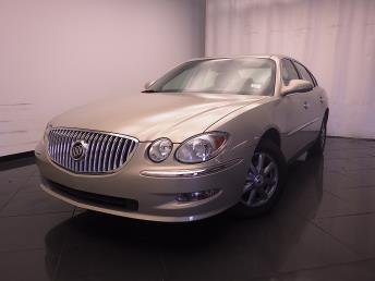 2009 Buick LaCrosse - 1030182424