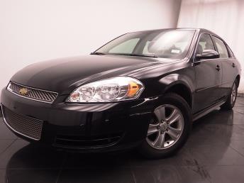 2012 Chevrolet Impala - 1030182445